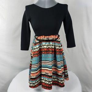 Pinc 3/4 Sleeve Dress